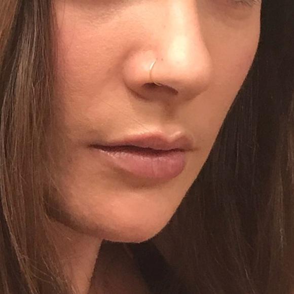 Jewelry Tiny Nose Ring Gold 22 Gauge Multiple Sizes Poshmark
